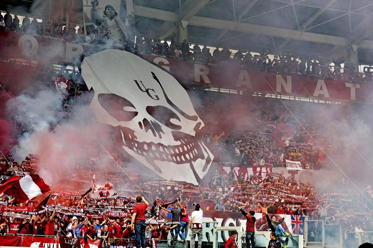 Torino-Fans-Serie A-Stadium