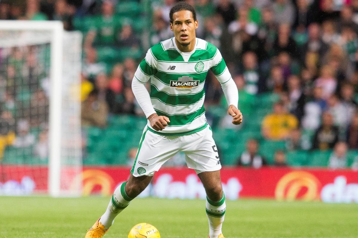 Van Dijk Celtic