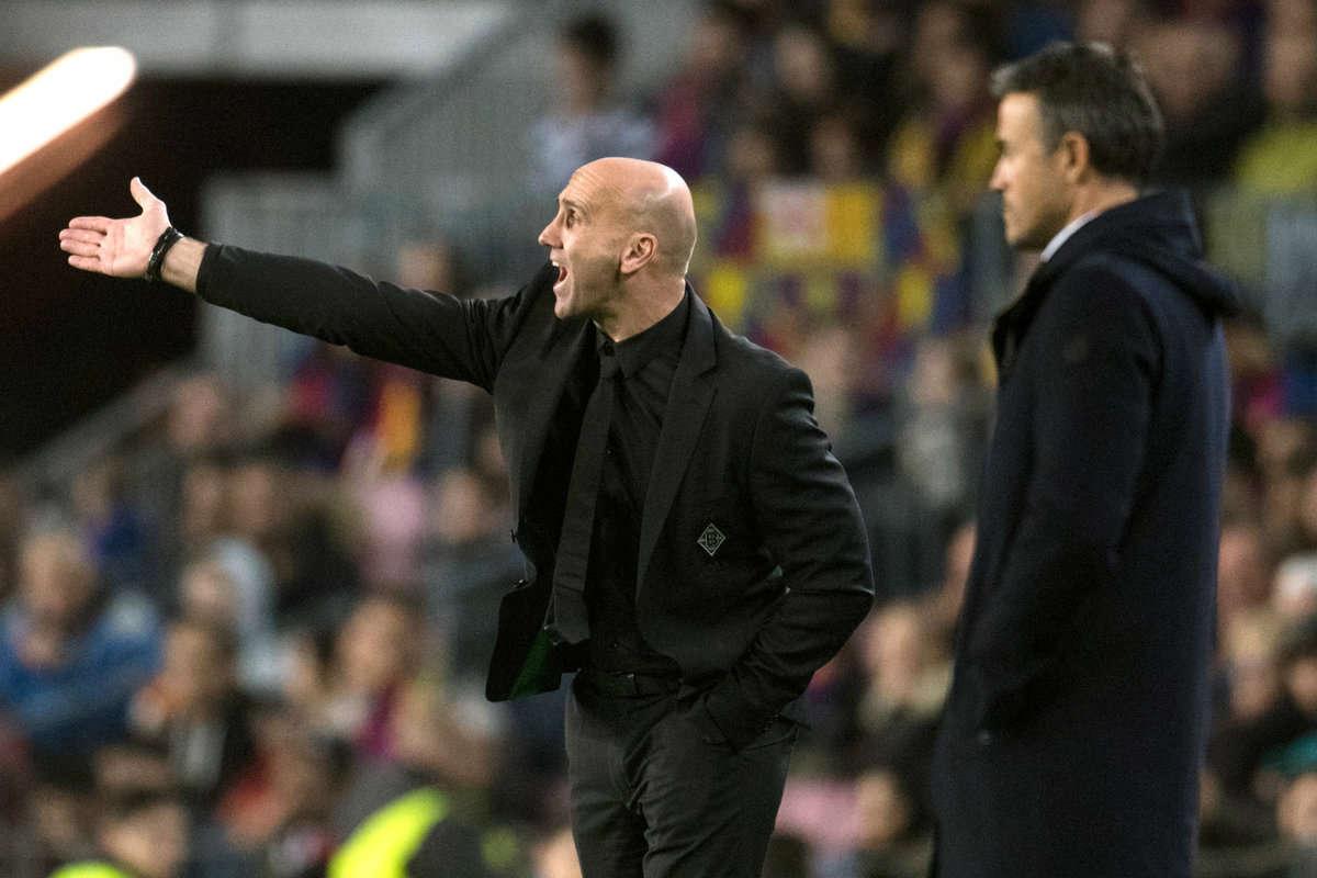 Ex-Borussia Monchengladbach manager Andre Schubert