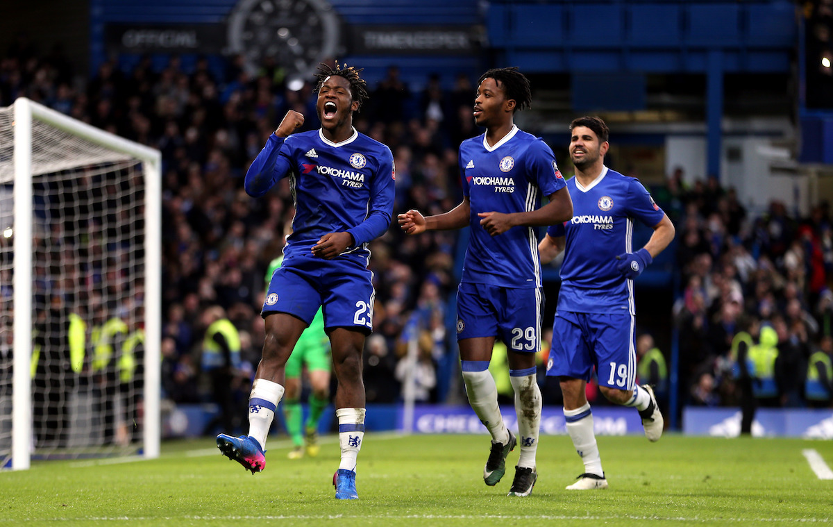 Michy Batshuayi Could Still Play Vital A Part In Chelsea s Title