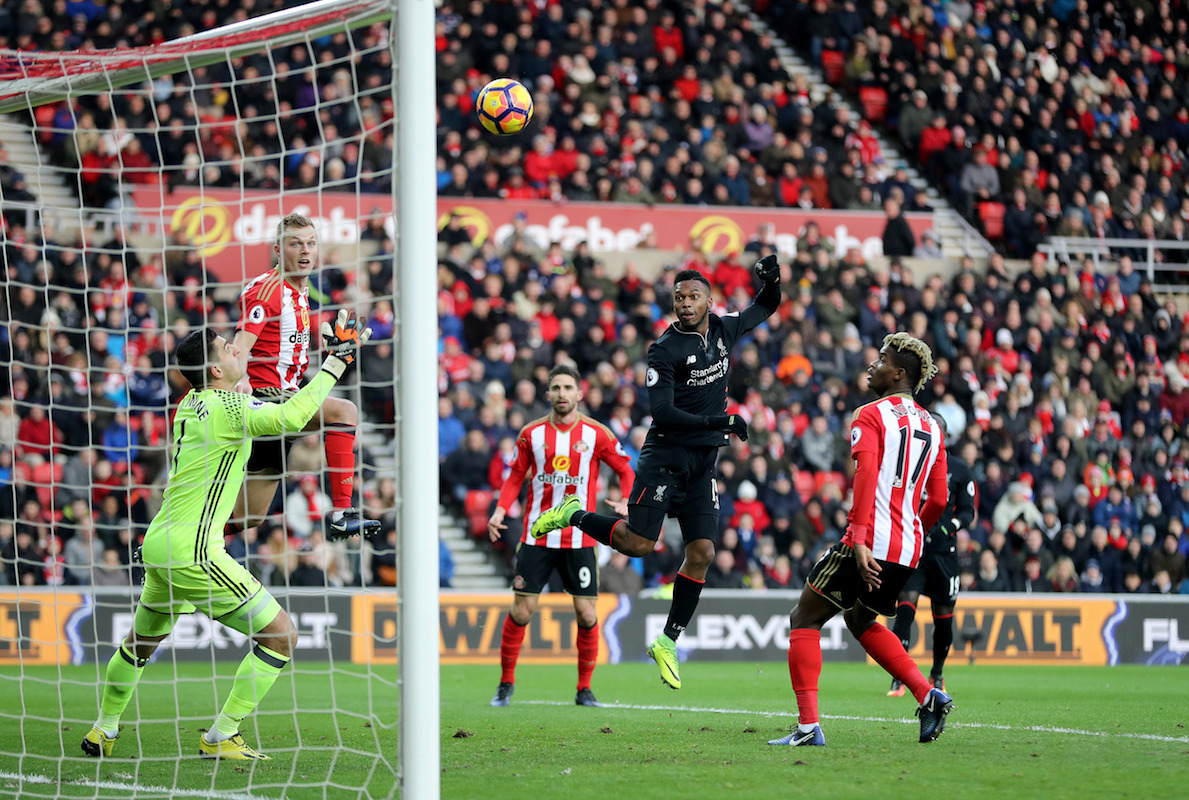Sunderland v Liverpool - Premier League - Stadium of Light