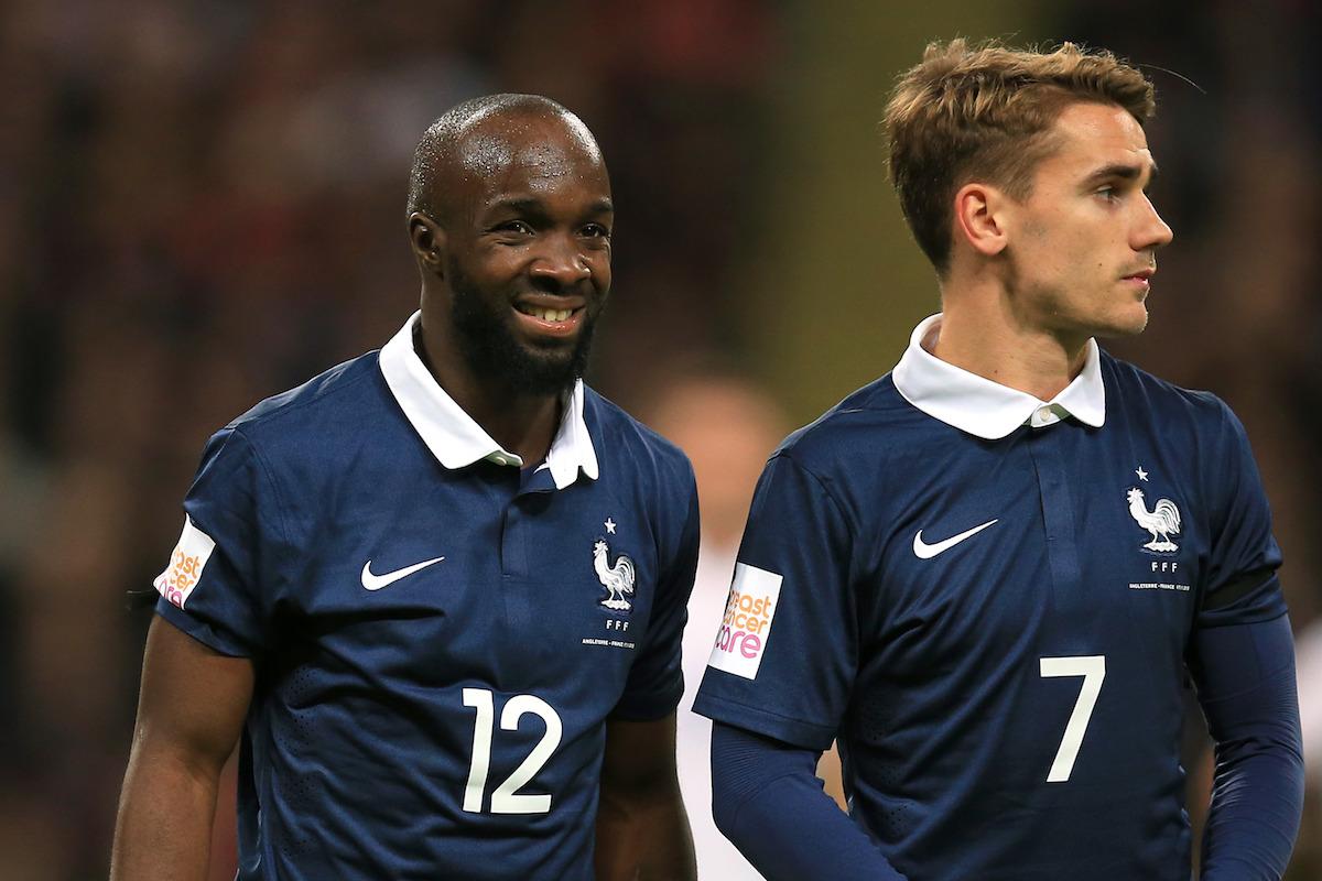 Man Utd targets Lass Diarra and Antoine Griezmann
