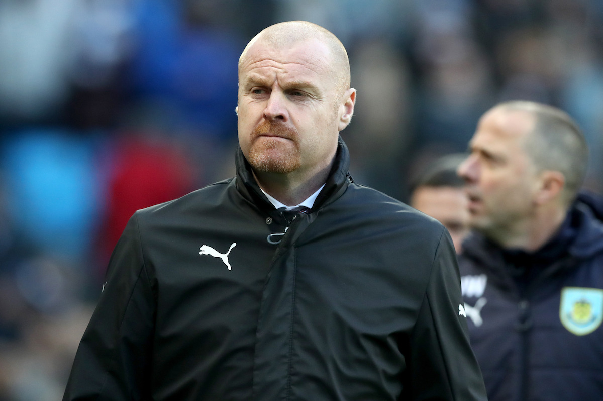 Sean Dyche, Burnley manager