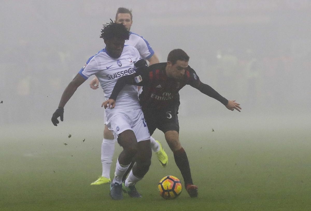 Franck Kessie is a target for Chelsea