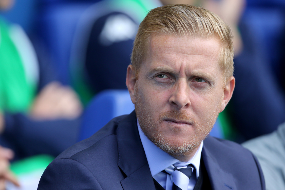 Garry Monk Leeds United Manager