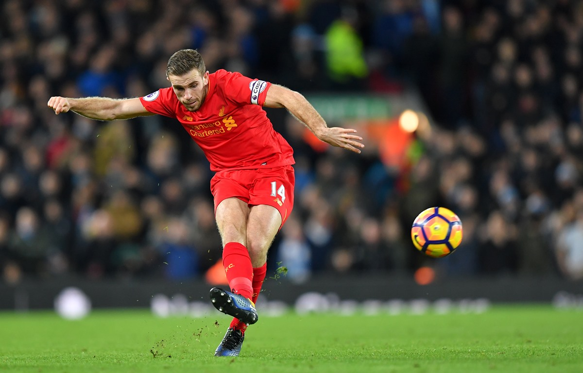 Jordan Henderson has been superb in Liverpool's midfield