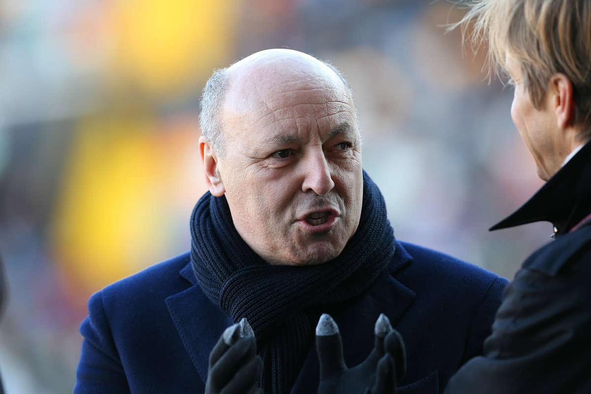 Juventus sporting director Giuseppe Marotta