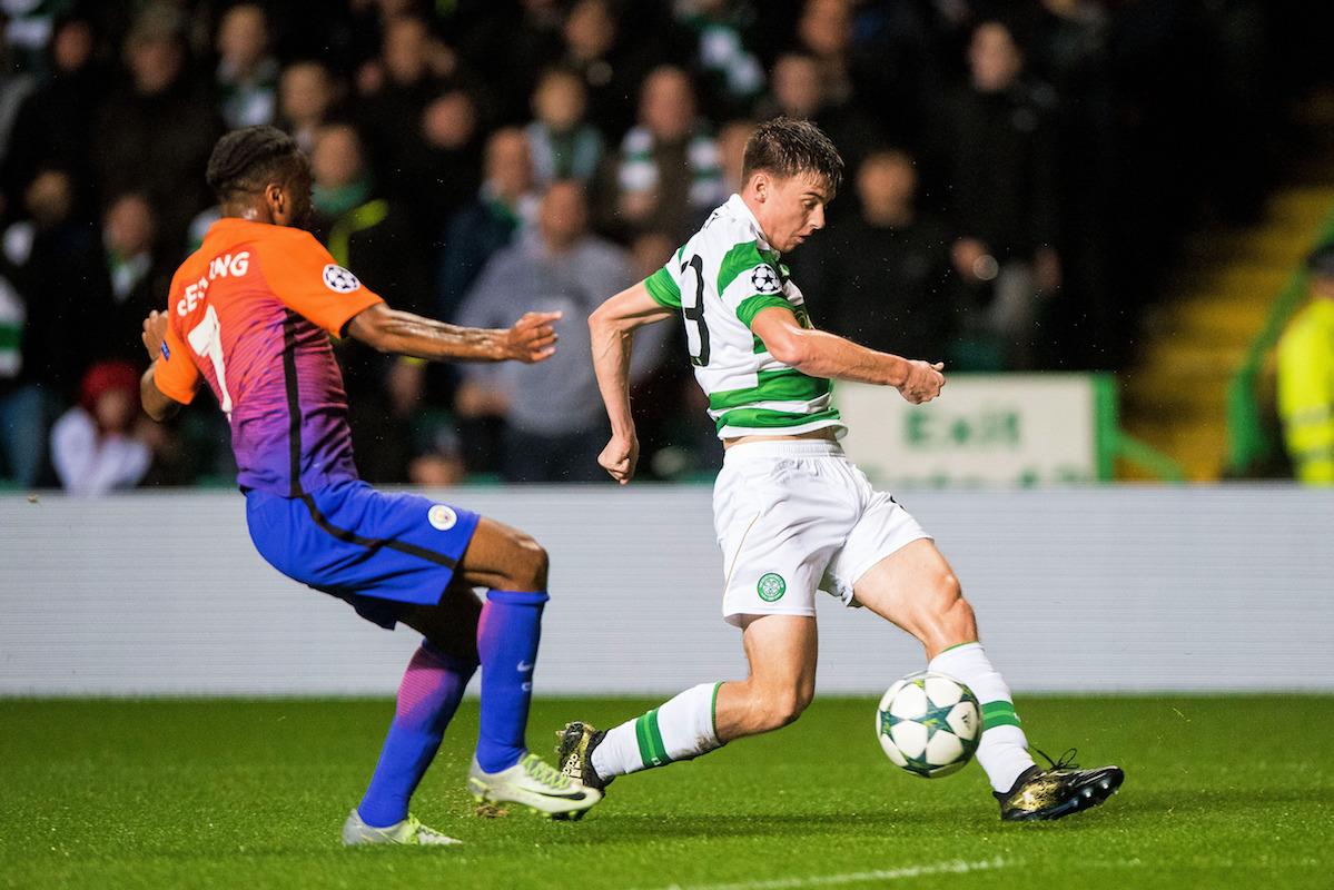 Celtic v Manchester City - UEFA Champions League - Group C - Celtic Park
