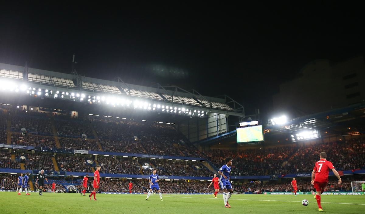 Chelsea v Liverpool - Premier League - Stamford Bridge