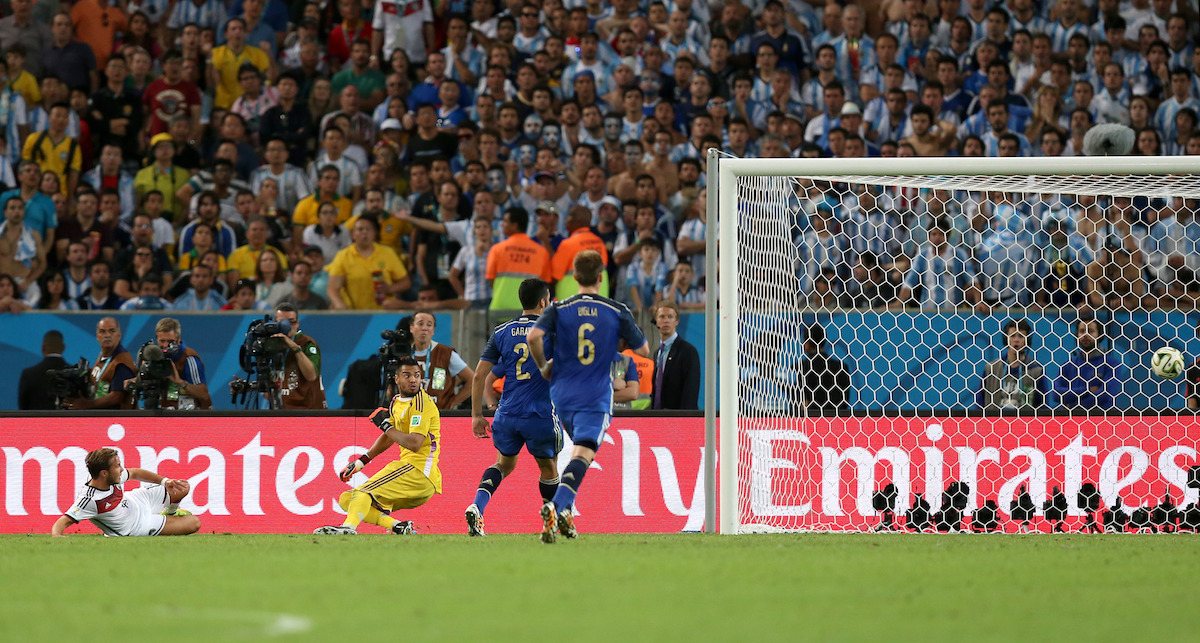 Soccer - FIFA World Cup 2014 - Final - Germany v Argentina - Estadio do Maracana