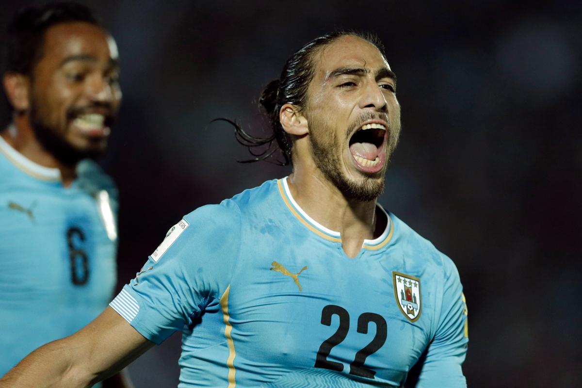 Swansea target Martin Caceres is without a club at the moment.