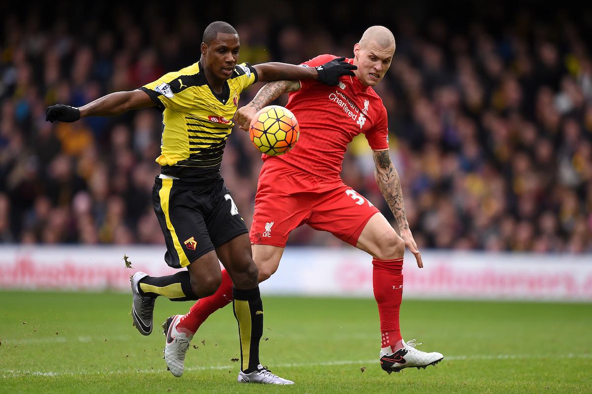 Watford v Liverpool - Barclays Premier League - Vicarage Road