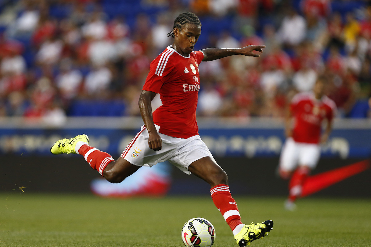 SL Benfica midfielder defender Nelson Semedo