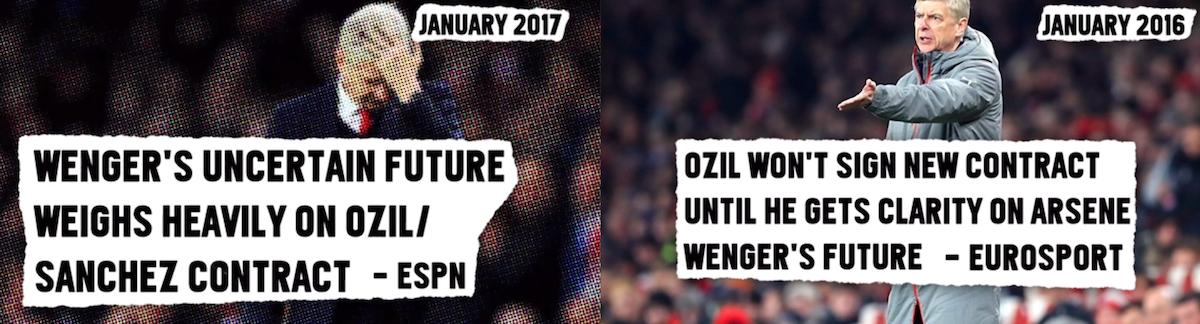 Ozil-Wenger-Sanchez-Arsenal-Future