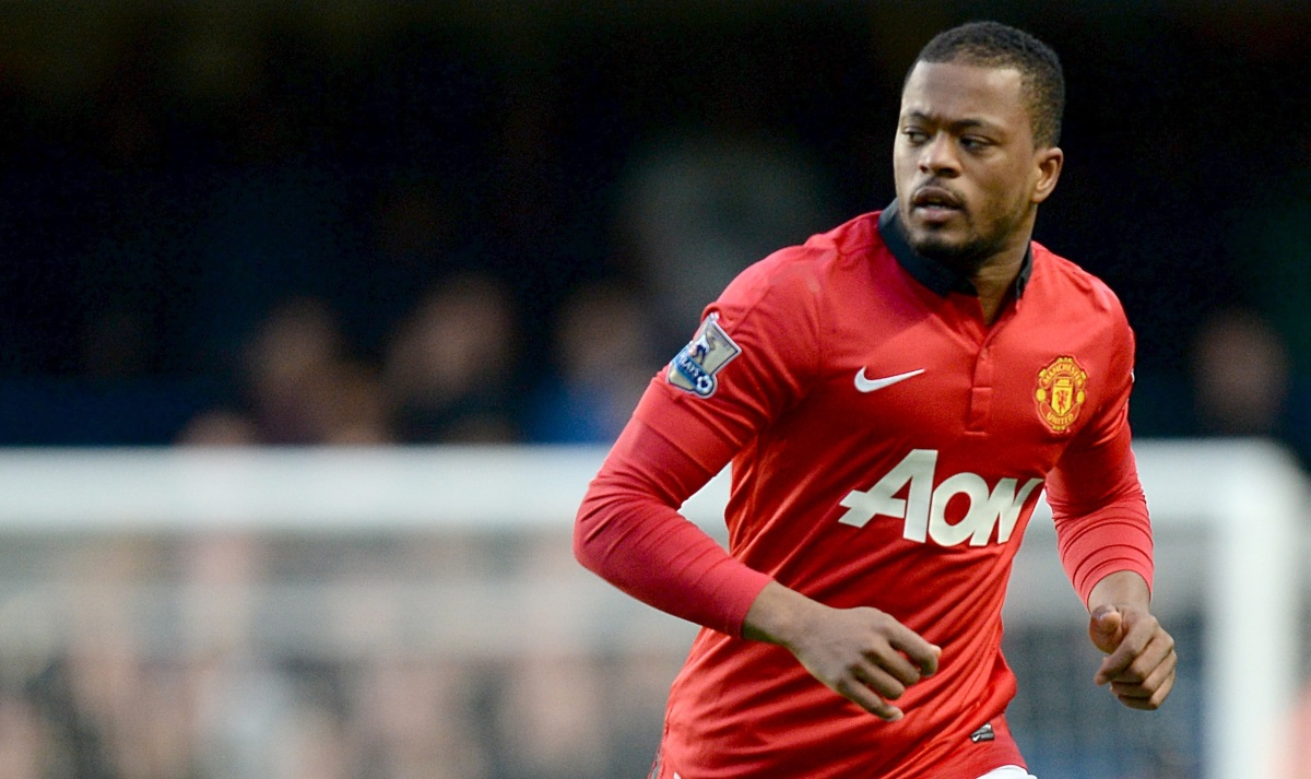 Former Manchester United left back Patrice Evra looks likely to leave Juventus