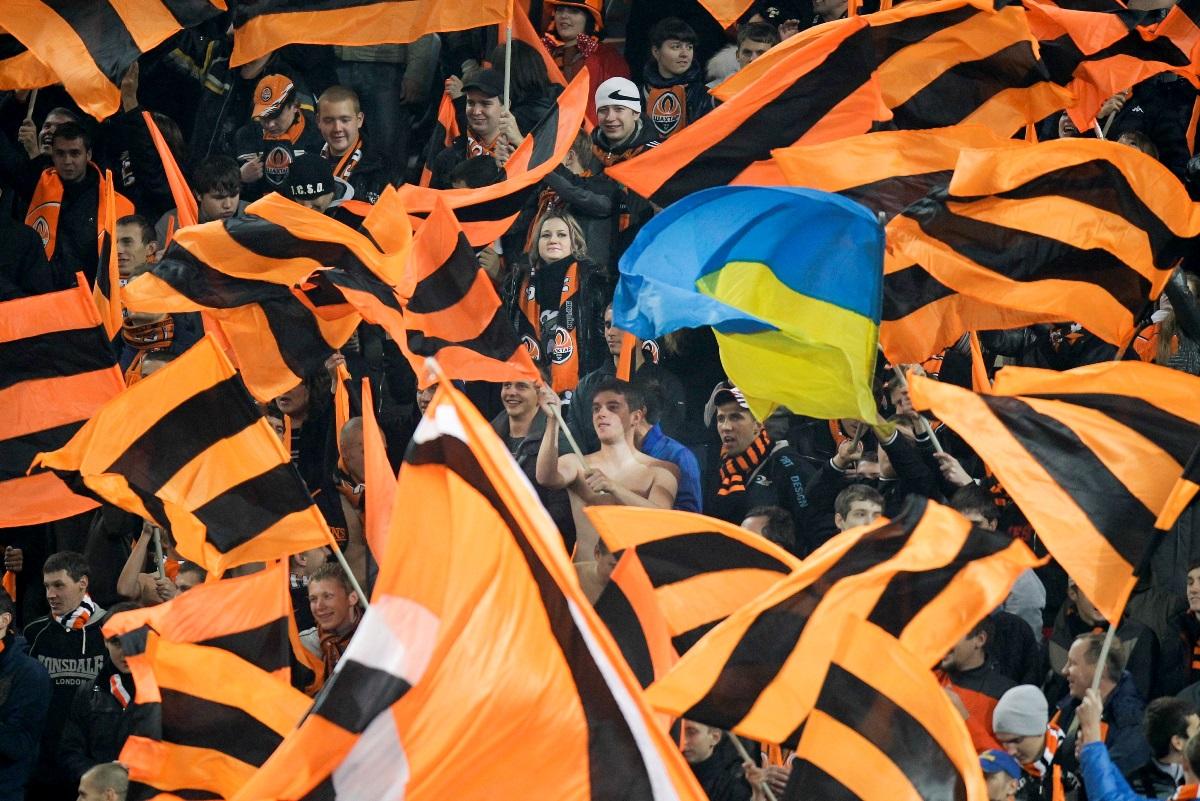 Shakhtar Donetsk have a rabidly loyal fanbase