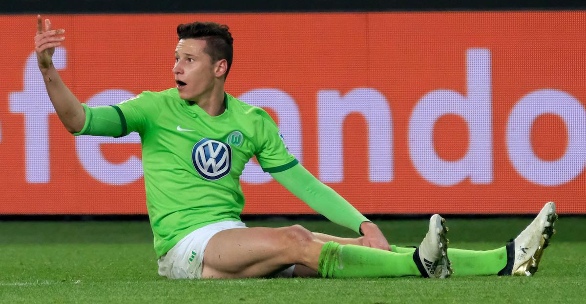 VfL Wolfsburg vs. Eintracht Frankfurt