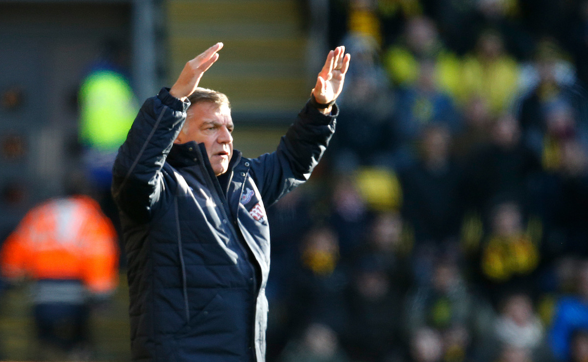 Watford v Crystal Palace - Premier League - Vicarage Road