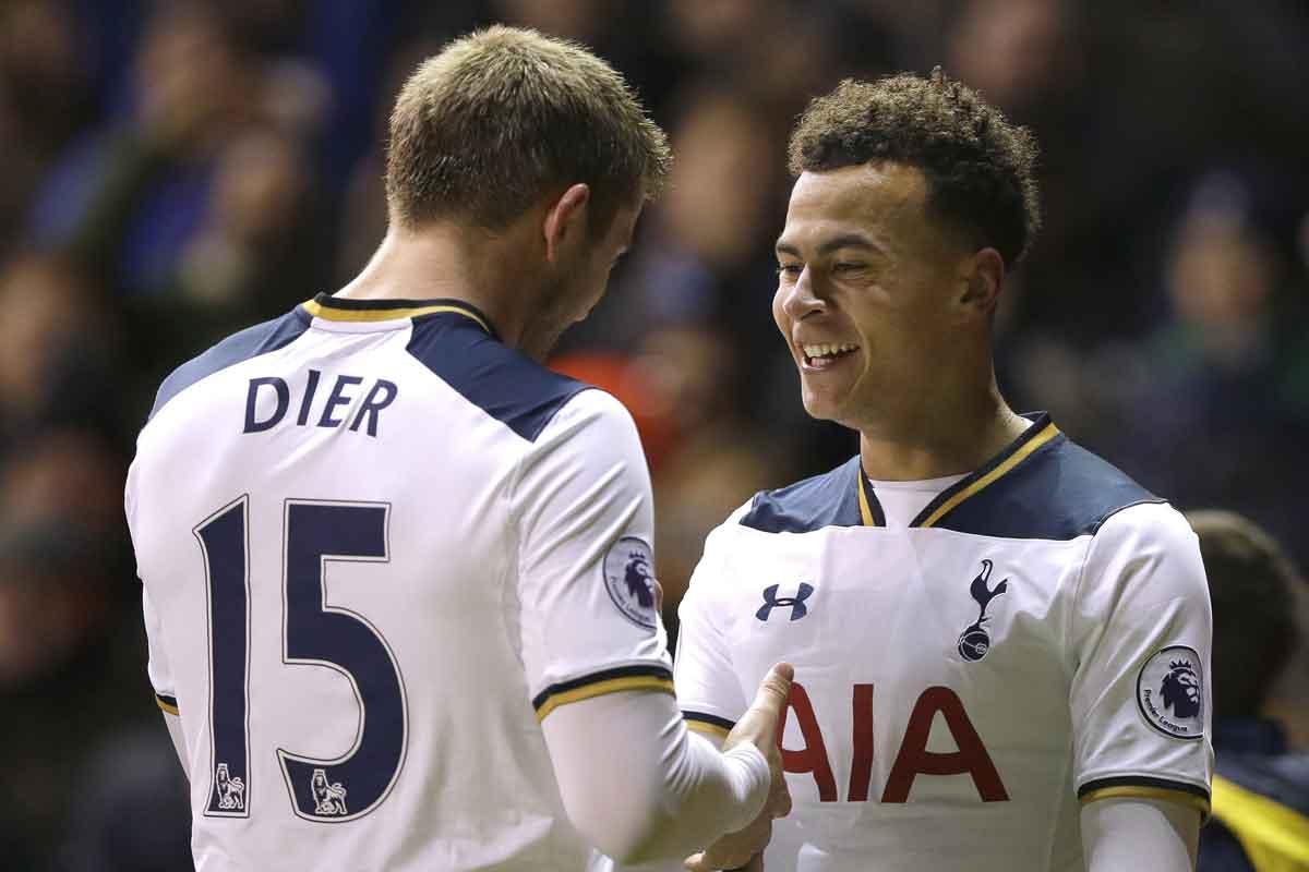 Eric Dier and Dele Alli were bargains for Tottenham