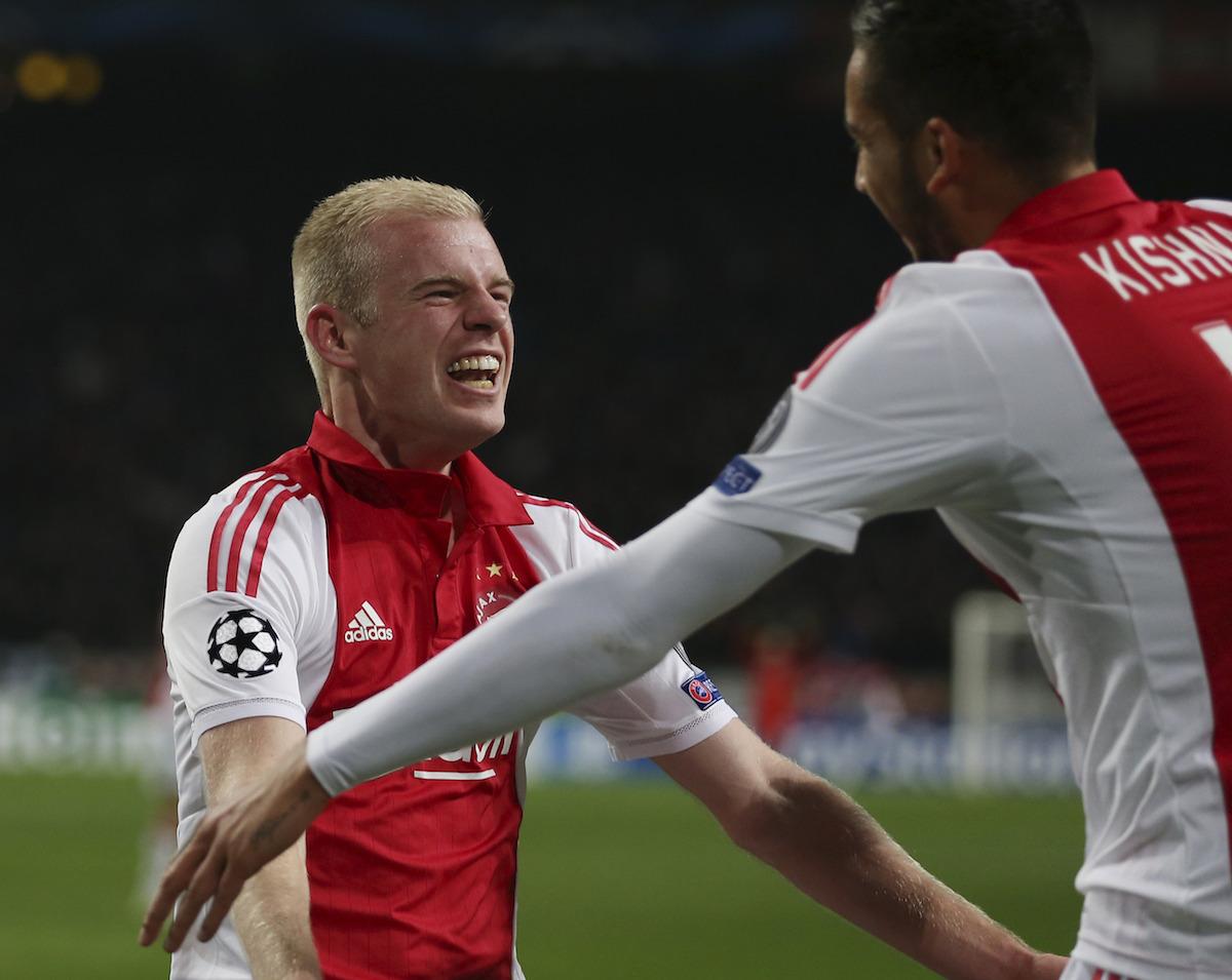Ajax's Davy Klaassen