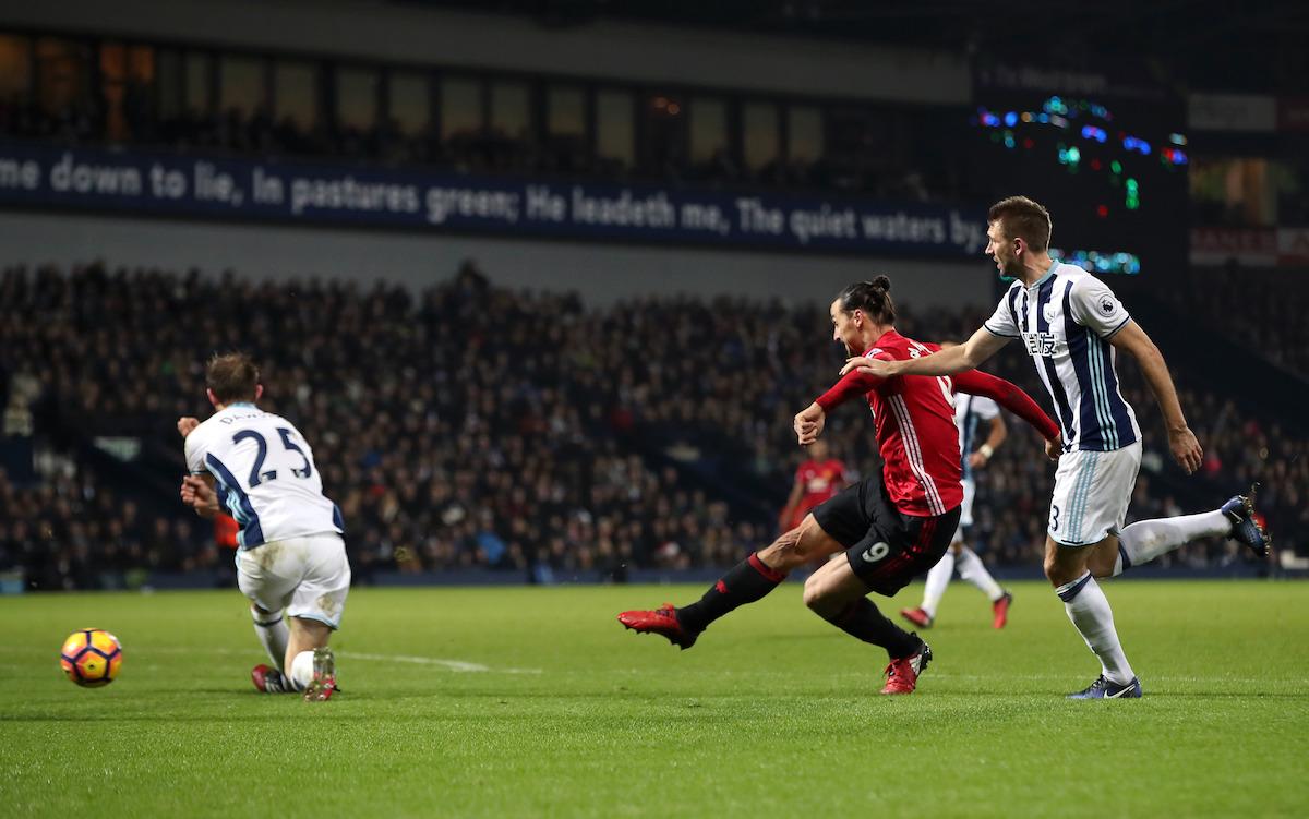 West Bromwich Albion v Manchester United - Premier League - The Hawthorns