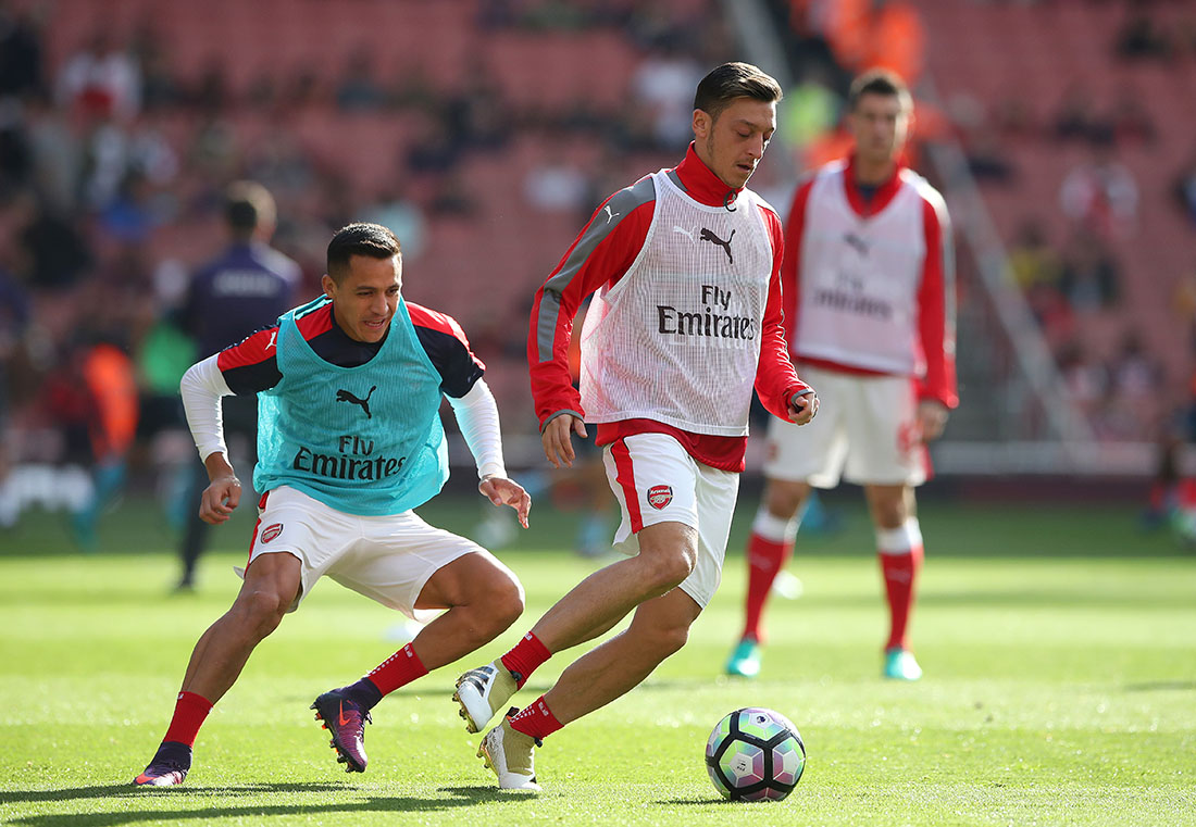 Mesut Ozil and Alexis Sanchez could be on their way out of Arsenal