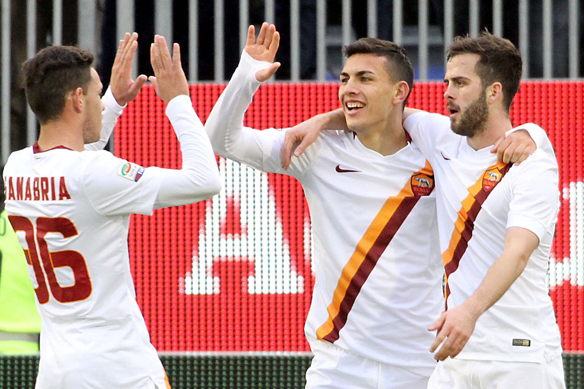 Roma's Leandro Paredes