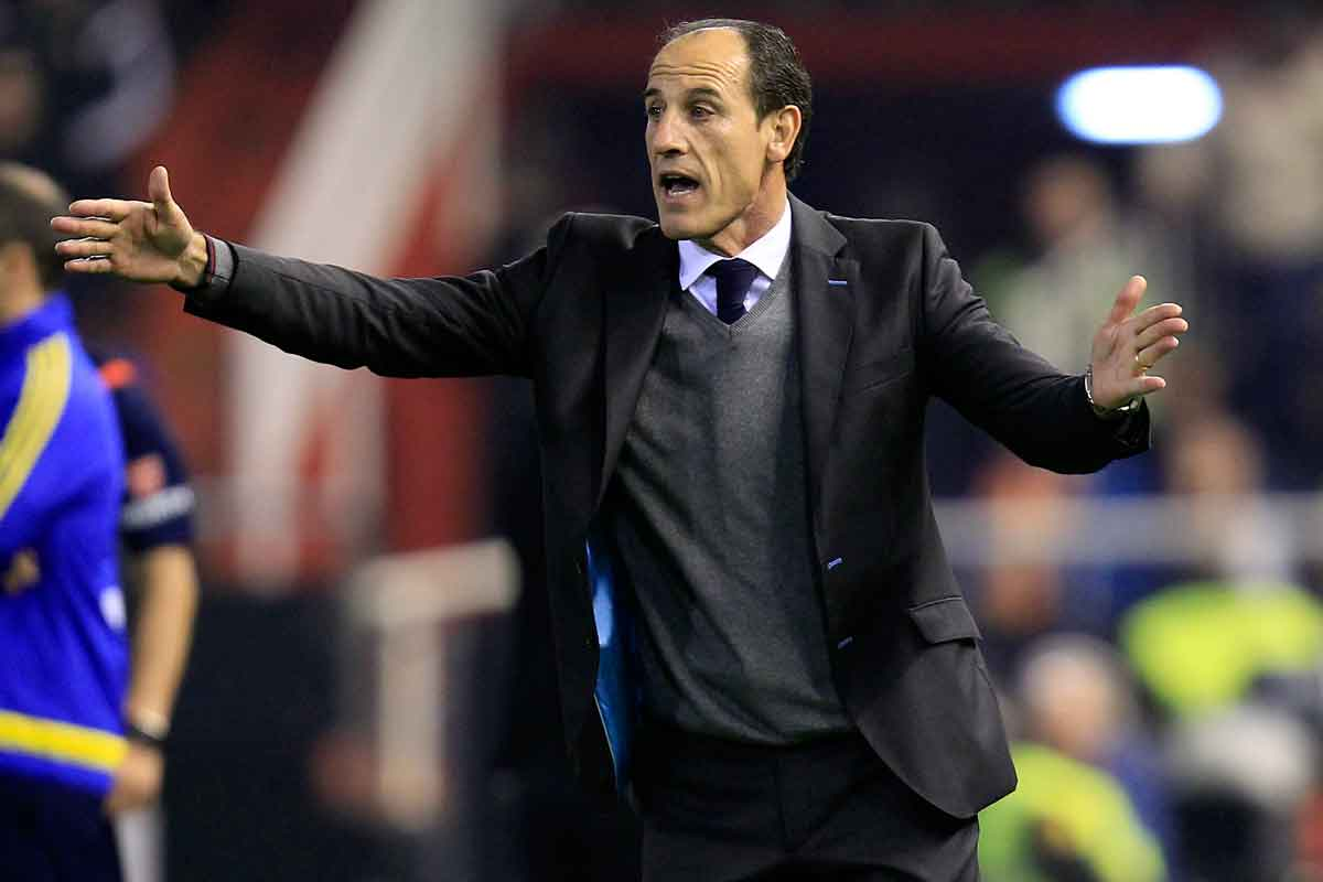 Valencia manager Voro