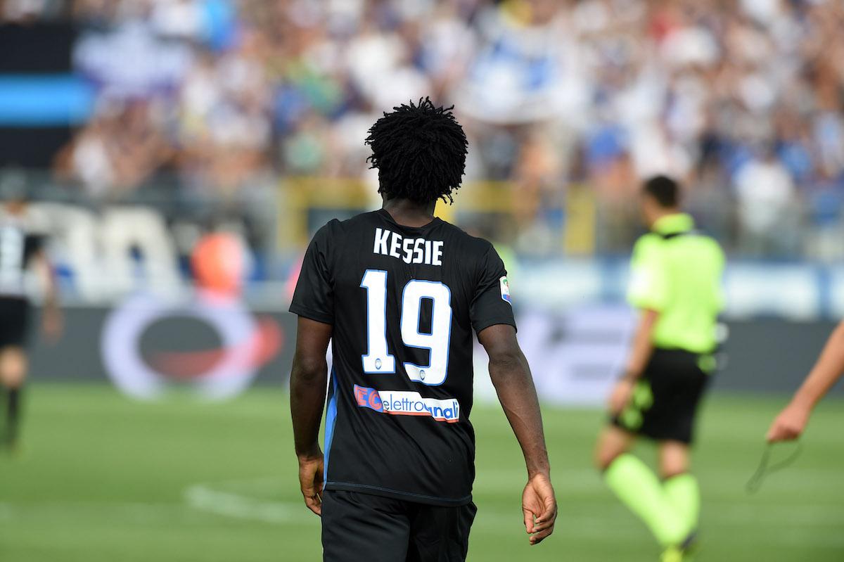 Franck Kessie of Atalanta