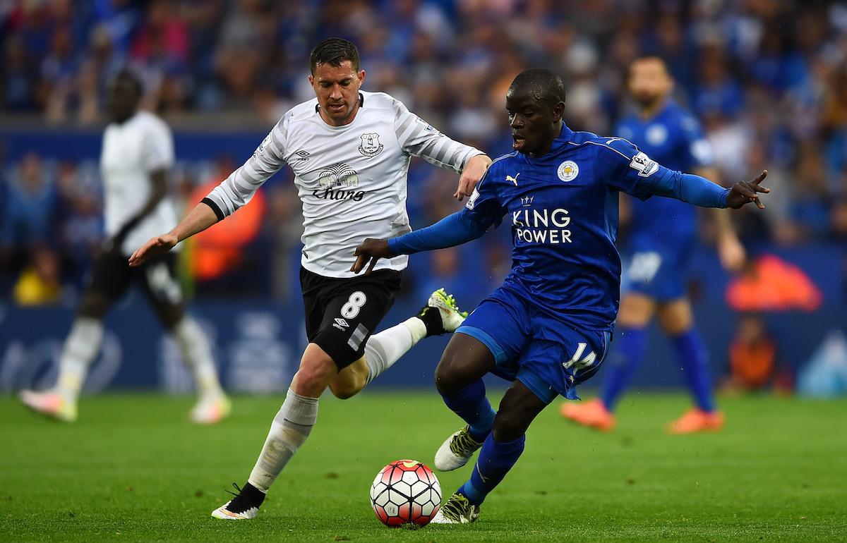 Ngolo Kante Leicester City Chelsea