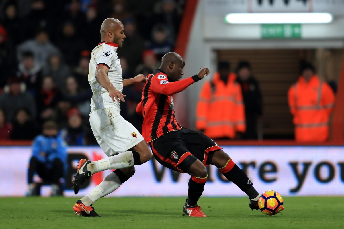 Benik Afobe could replace Callum Wilson for Bournemouth