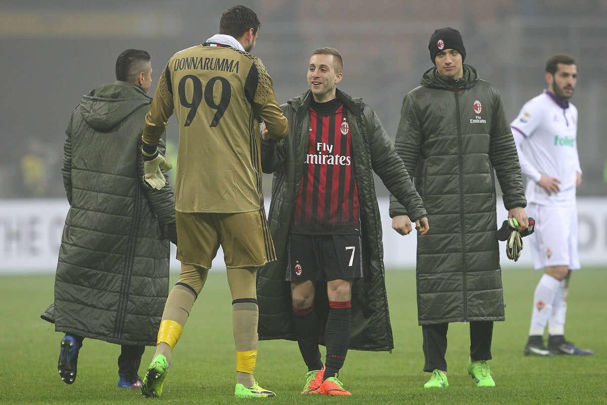 Serie A review: Donnarumma congratulates Gerard Deulofeu on his goal