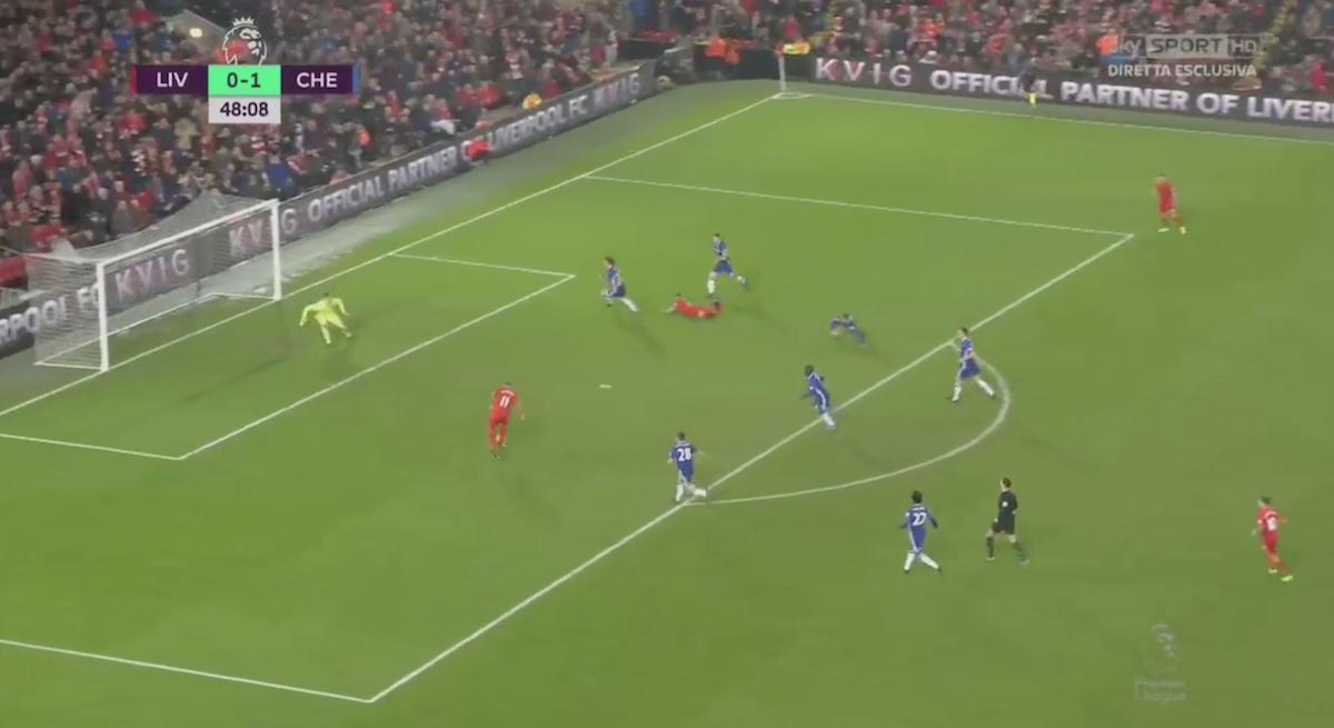 Firmino-against-Chelsea