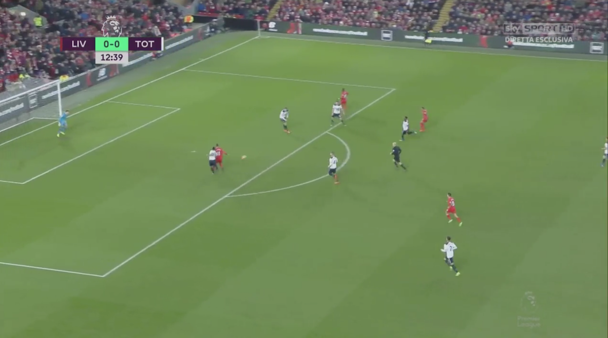 Firmino-touch-against-Spurs