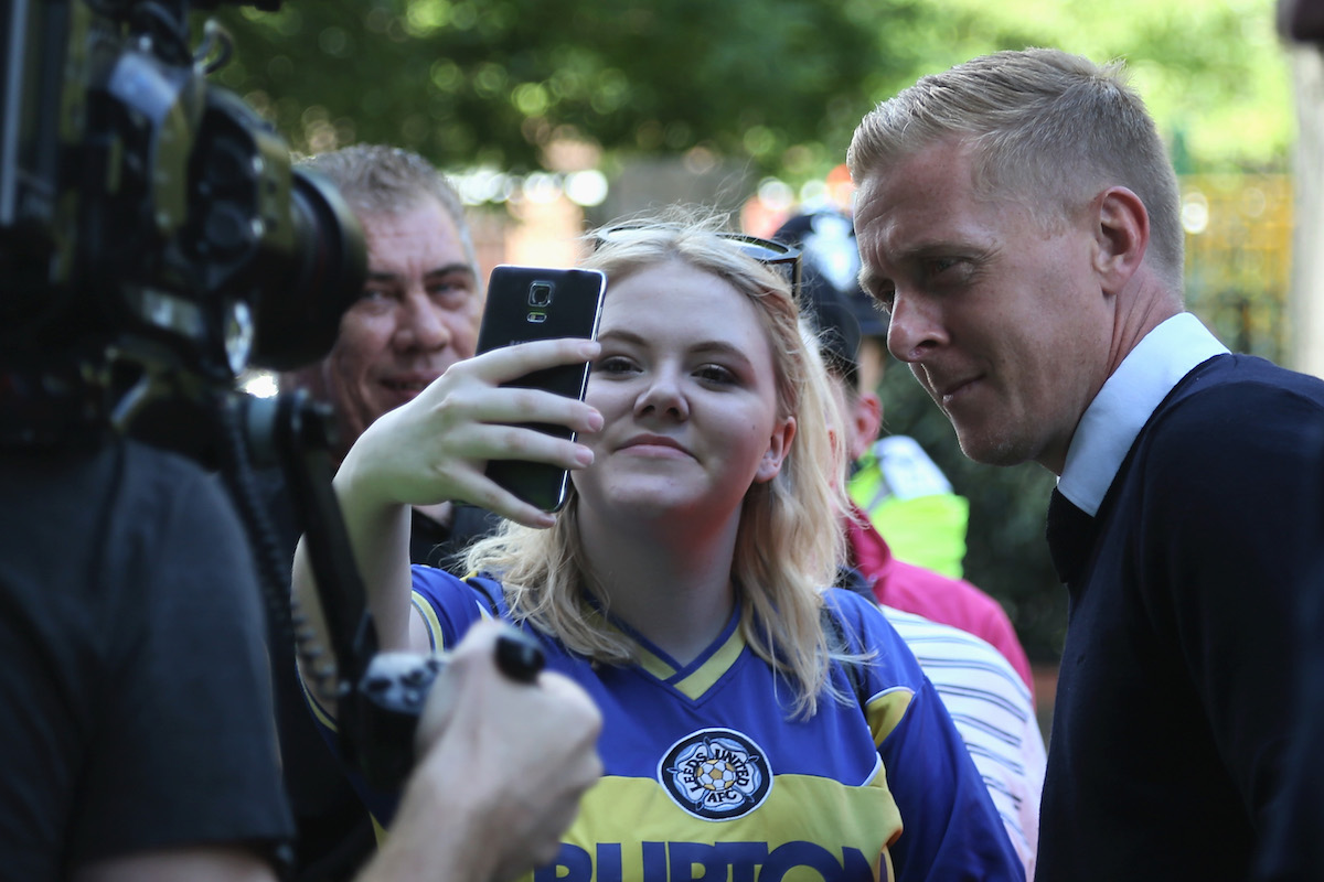 The good times are back at Leeds United under Garry Monk