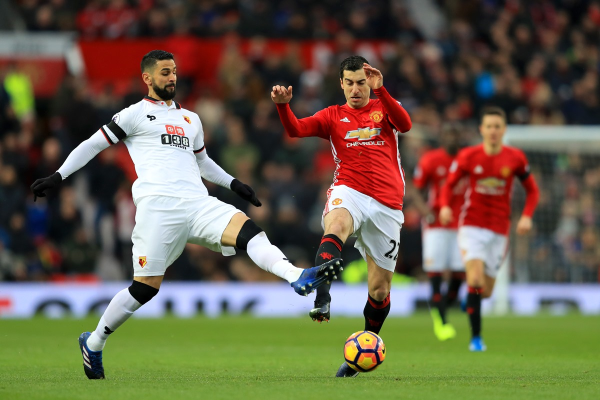 Henrikh Mkhitaryan eventually proved his class at Manchester United