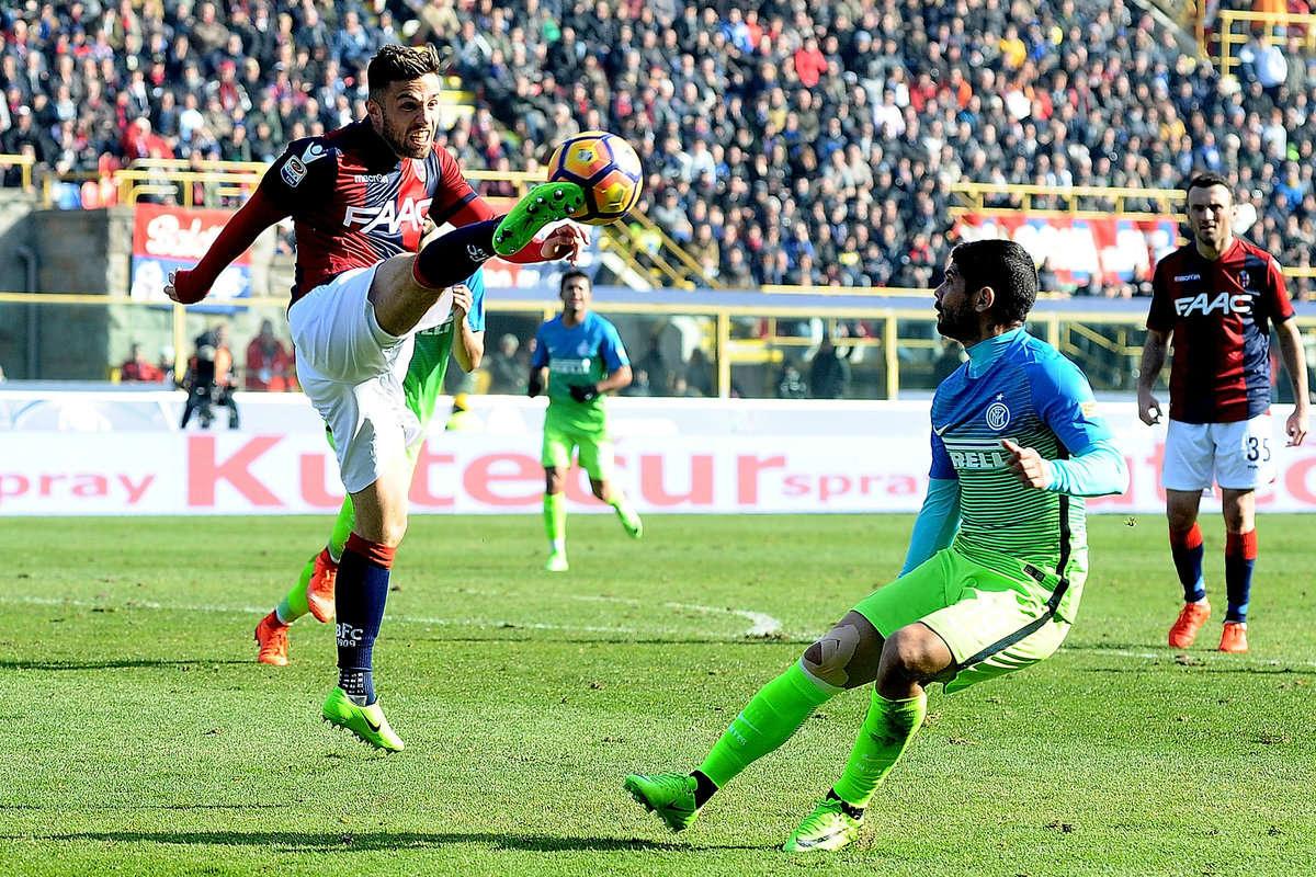 Bologna v Inter Milan in Serie A