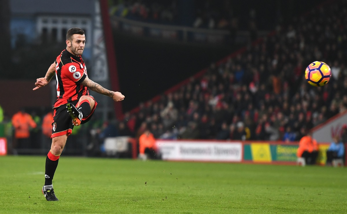 Jack Wilshere has flourished at Bournemouth on loan from Arsenal