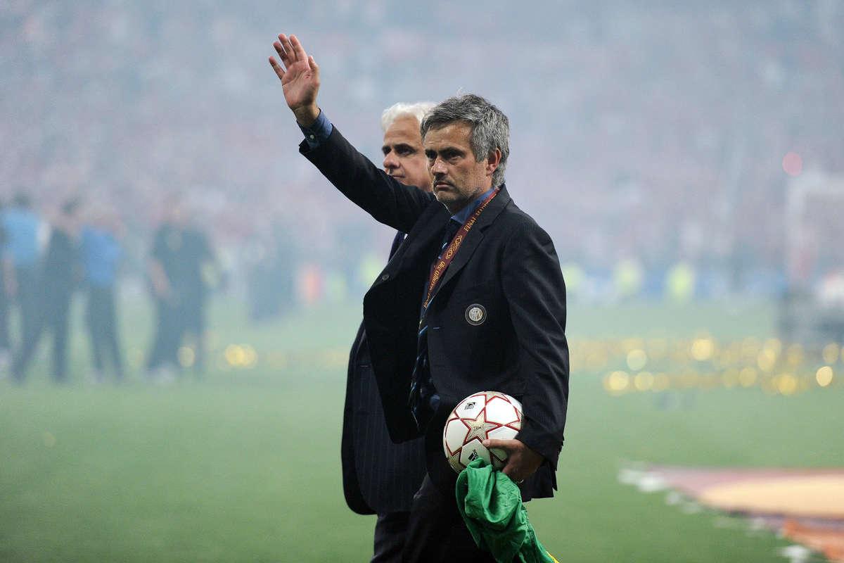 Former Inter Milan manager Jose Mourinho