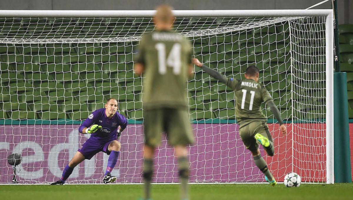 Dundalk v Legia Warsaw: UEFA Champions League
