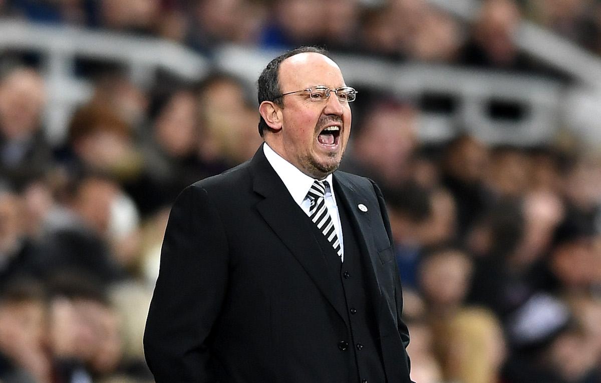 Rafa Benitez is rocking the boat at Newcastle United.