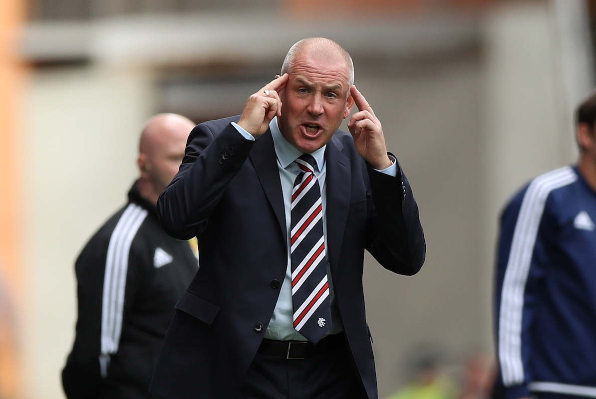 Rangers v Hamilton: Ladbrokes Scottish Premiership