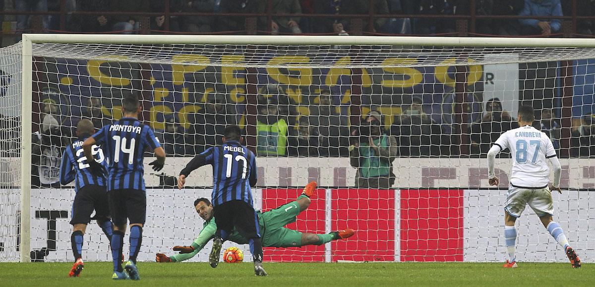 FC Internazionale Milano v SS Lazio - Serie A