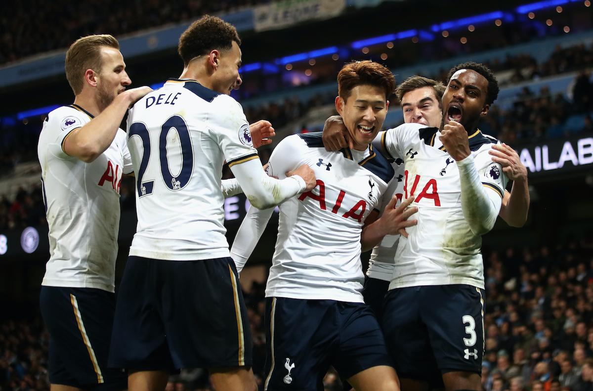 Son-Celebrating-Spurs