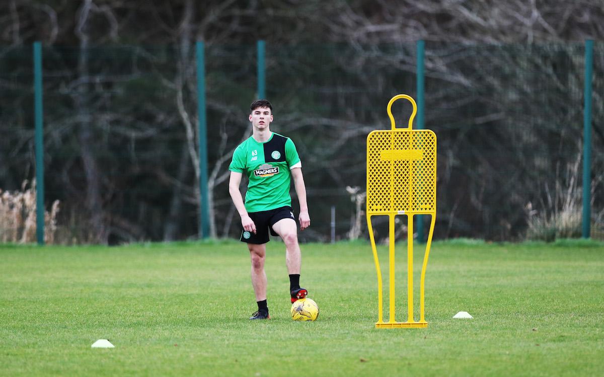 Celtic Training Session