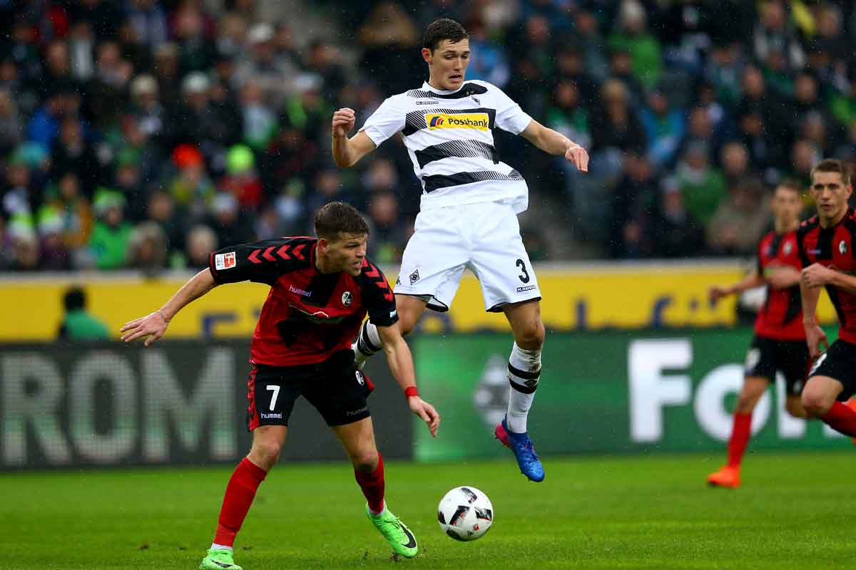 Andreas Christensen on loan at Gladbach from Chelsea