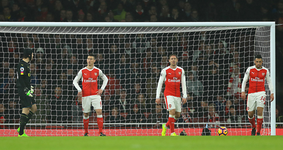Arsenal's defence has conceded too many goals recently
