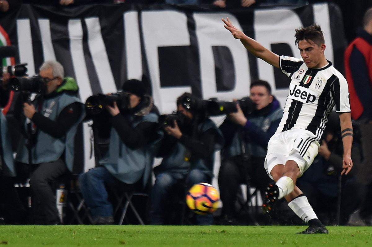 Paulo Dybala of Juventus