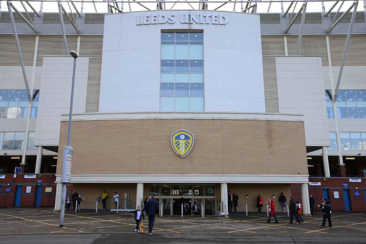 Leeds' Elland Road Stadium