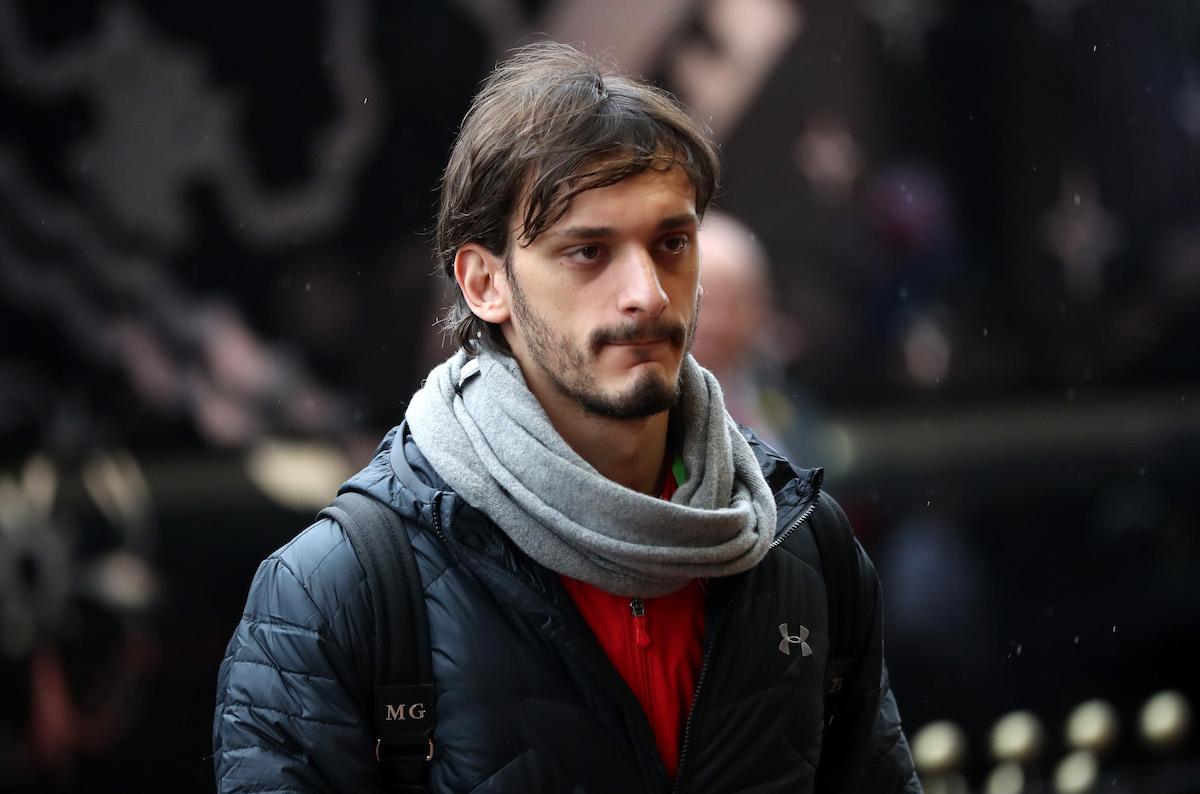 Manolo Gabbiadini of Southampton